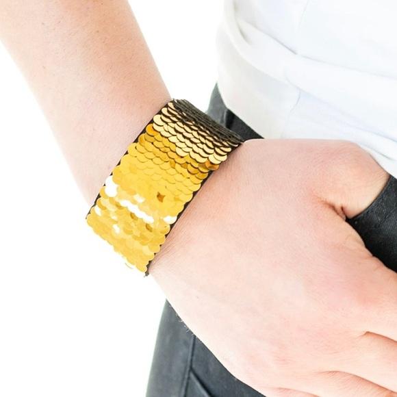 Mermazingly Mermaid Gold Silver Bracelet NWT